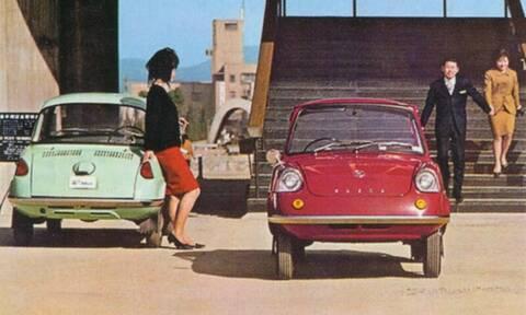 Το R360 Coupe είναι το αυτοκίνητο με το οποίο άρχισαν όλα για τη Mazda