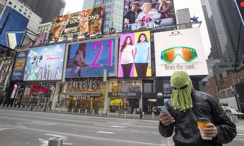 Κορονοϊός – Η Νέα Υόρκη έγινε η «Ουχάν» των ΗΠΑ – Κάτω των 50 ετών το 53% των κρουσμάτων