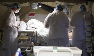 Κορονοϊός - Ισπανία: Αριθμοί που προκαλούν τρόμο - 655 νεκροί σε 24 ώρες - 8.578 νέα κρούσματα