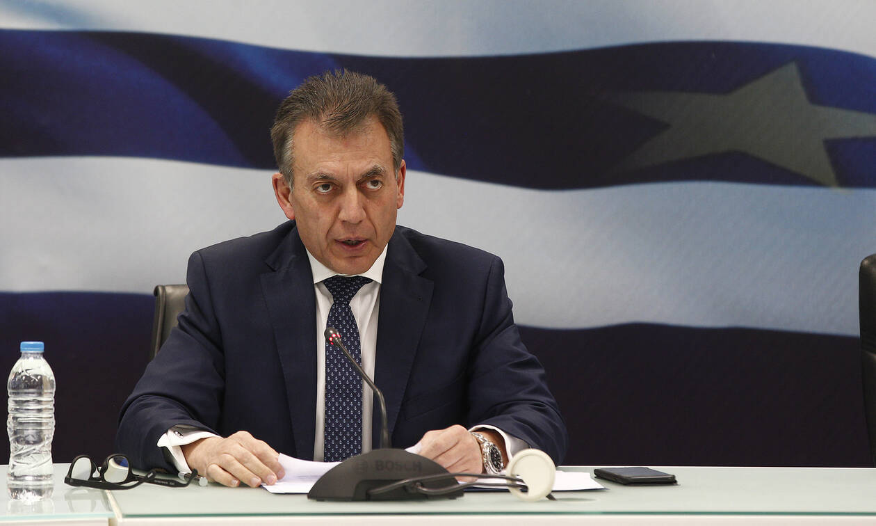 Emergency measures to safeguard jobs are temporary, but essential, Vroutsis tells ANA