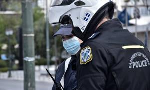 Απαγόρευση κυκλοφορίας: Κοντεύουν τις 3.000 οι παραβάσεις του πιο σημαντικού μέτρου