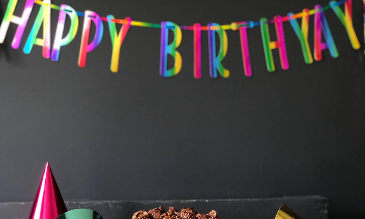 Γενέθλια στην καραντίνα; 5 tips για το καλύτερο party από απόσταση