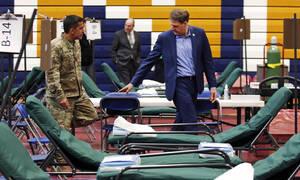 Κορονοϊός Βρετανία: Τα νοσοκομεία του Λονδίνου αντιμέτωπα με «συνεχές τσουνάμι» σοβαρά ασθενών