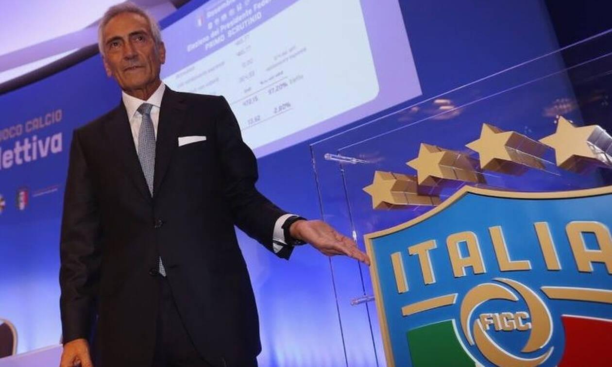 Κορονοϊός: Στον κόσμο του ο πρόεδρος της ιταλικής ομοσπονδίας
