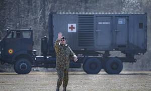 Κορονοϊός  Ρουμανία: Δεκαοκτώ νεκροί από τον ιό στην χώρα