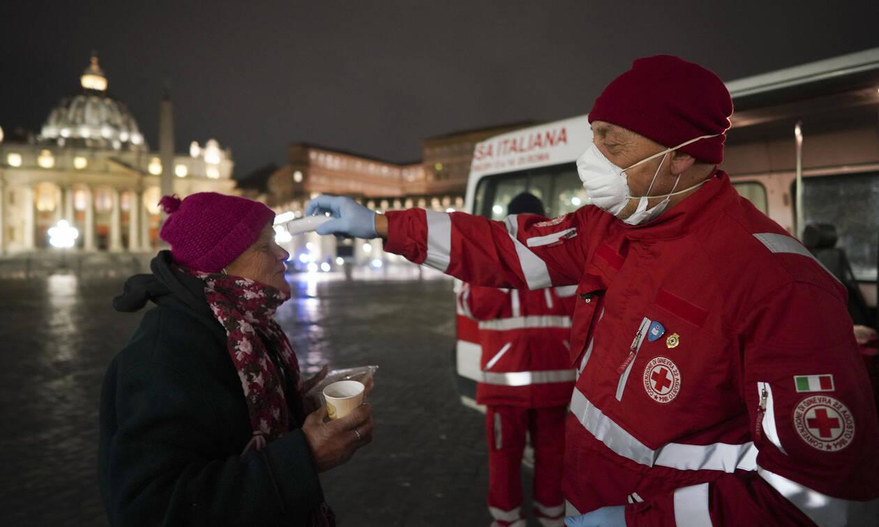 Κορονοϊός - Ιταλία: Δράμα χωρίς τέλος - 662 νεκροί σε ένα 24ωρο και 6.153 νέα κρούσματα