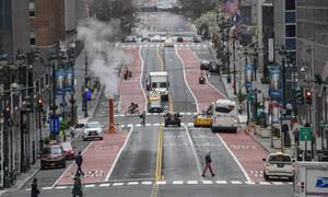 Κορονοϊός - Νέα Υόρκη: 100 νεκροί σε ένα 24ωρο - 385 από την έναρξη της επιδημίας