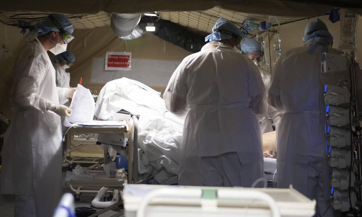 Κορονοϊός: Στους 15.500 οι θάνατοι - Σχεδόν 270.000 τα κρούσματα στην Ευρώπη