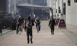 Κορονοϊός Βρετανία: 115 νέοι θάνατοι το τελευταίο 24ωρο - Πέρασαν το φράγμα των 10.000 τα κρούσματα