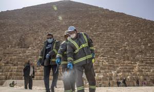 Κορονοϊός Αίγυπτος: 24 νεκροί και 495 κρούσματα από τον κορονοϊό μέχρι σήμερα