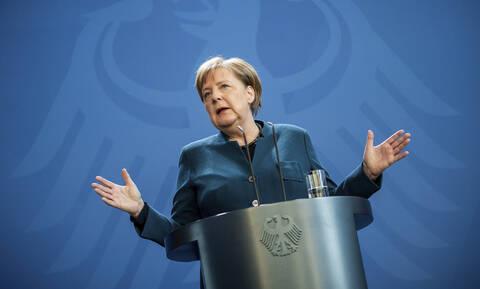Ανυποχώρητη η Μέρκελ για το κορoνο-ομόλογο: Ο ESM είναι το κατάλληλο εργαλείο για την κρίση