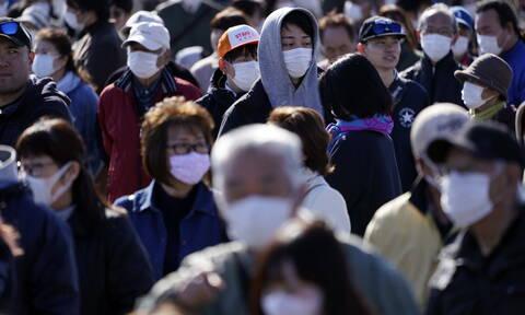 Κορονοϊός στην Ιαπωνία: Δεν είναι αναγκαίο να κηρυχθεί κατάσταση έκτακτης ανάγκης