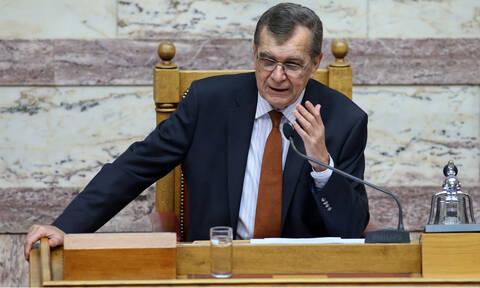 Κορονοϊός - Κρεμαστινός: Κρίσιμες ώρες για την υγεία του - Ιχνηλάτηση στη Βουλή για τις επαφές του