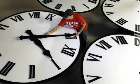 Αλλαγή ώρας 2020: Πότε θα πάμε τα ρολόγια μας μια ώρα μπροστά