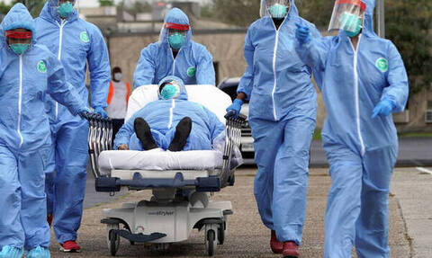 Θλίψη: Νεκρός από κορονοϊό 51χρονος Κύπριος στο Λονδίνο