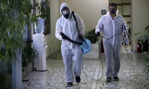 Κορονοϊός - Σαρηγγιάννης: Στο τέλος της πανδημίας θα έχει μολυνθεί το 50% του ελληνικού πληθυσμού