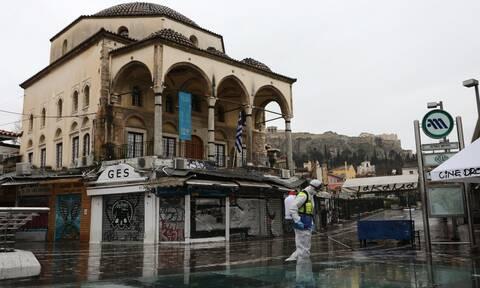 Κορονοϊός στην Ελλάδα: Πιο δύσκολος μήνας ο Απρίλιος – Έρχονται πιο αυστηρά μέτρα