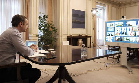 Κορονοϊός - Μητσοτάκης: Κατώτερη των περιστάσεων η σύνοδος κορυφής της ΕΕ