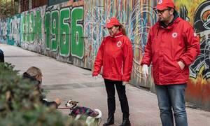 Ελληνικός Ερυθρός Σταυρός: Τραπεζικός λογαριασμός για την καταπολέμηση του κορονοϊού
