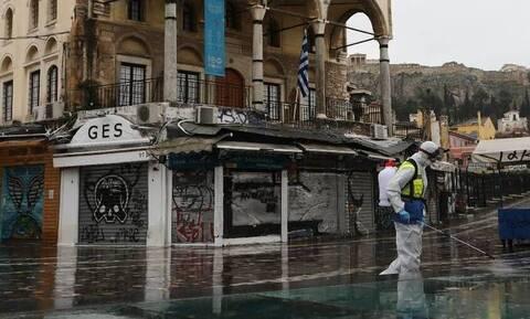 Κορονοϊός: Εμπορικός Σύλλογος Αθηνών - Μείωση ενοικίων για όλες τις επιχειρήσεις που έκλεισαν