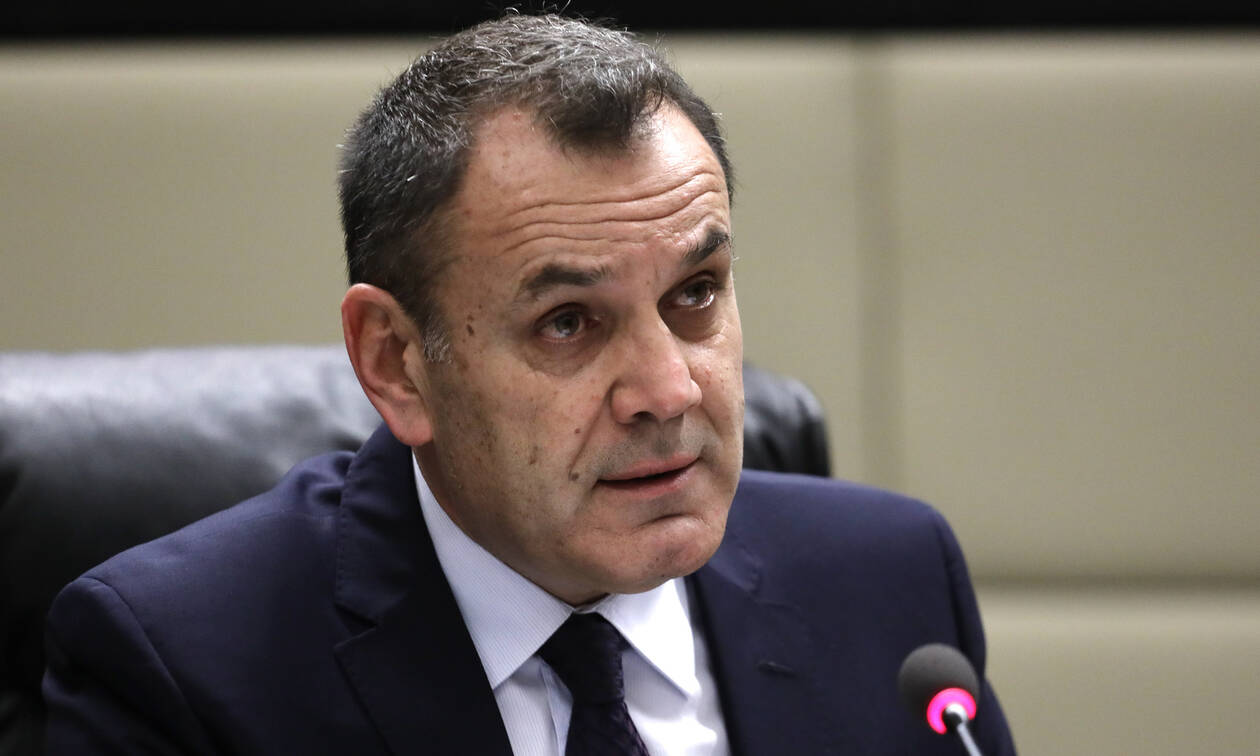 Παναγιωτόπουλος: Παραμένουμε σε «κόκκινο συναγερμό» -Θα φτιάξει και ο Στρατός μάσκες και αντισηπτικά