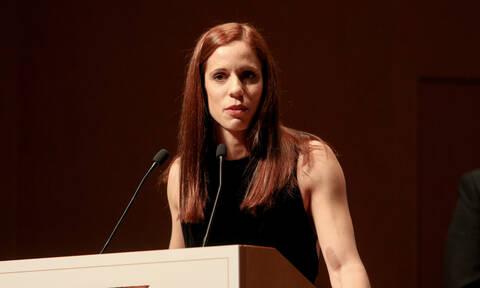 Κορονοϊός - Κατερίνα Στεφανίδη: Μία χρυσή Ολυμπιονίκης συμβουλεύει...