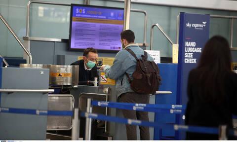 Κορονοϊός: Ανοιχτό το ενδεχόμενο να κλείσουν όλα τα αεροδρόμια της χώρας