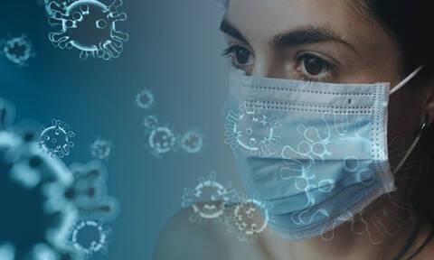 Κορονοϊός - Σοκαριστικό βίντεο: Δείτε πώς κατασκευάζουν μάσκες προστασίας