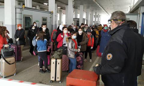 Κορονοϊός στην Ελλάδα: Σε καραντίνα σε ξενοδοχείο της Ξάνθης 90 φοιτητές από την Κωνσταντινούπολη