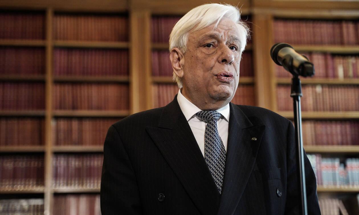 Κορονοϊός - Παυλόπουλος: Η Ευρώπη να αναλάβει πλήρως τις ευθύνες της