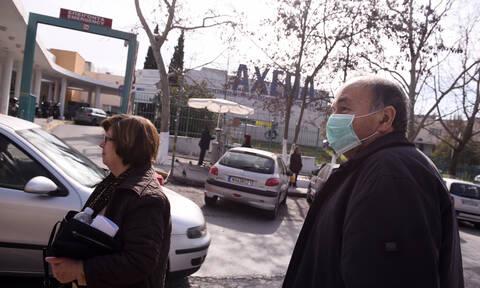 Κορονοϊός: Θετικός στον ιό μοναχός του Αγίου Όρους - Νοσηλεύεται στο ΑΧΕΠΑ