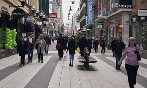 Κορονοϊός: Παρά τους 92 νεκρούς η Σουηδία δε λαμβάνει δραστικά μέτρα (pics)