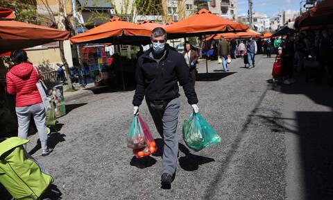 Κορονοϊός - Χαρδαλιάς: Θα κλείνουν λαϊκές αγορές που παραβιάζουν τα μέτρα