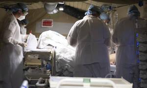 Κορονοϊός: Έφτασαν τους 15 οι ασθενείς που νοσηλεύονται στο Νοσοκομείο Αλεξανδρούπολης