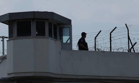Αιφνιδιαστικός έλεγχος στις φυλακές Δομοκού: Βρέθηκαν αυτοσχέδια μαχαίρια και άλλα αντικείμενα