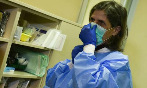 Ιατρικός Σύλλογος Θεσσαλονίκης: 5.000 ασπίδες προσώπου και 5.000 υφασμάτινες μάσκες στους γιατρούς