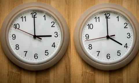 Αλλαγή ώρας: Προσοχή! Πότε θα γυρίσουμε τα ρολόγια μας μία ώρα μπροστά