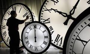 Αλλαγή ώρας: Προσοχή! Γυρνάμε τα ρολόγια μας μία ώρα μπροστά
