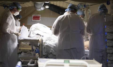 Κορονοϊός - Γιαμαρέλλος: Ξεκινάμε κλινική μελέτη ανοσοθεραπείας σε έξι ελληνικές ΜΕΘ