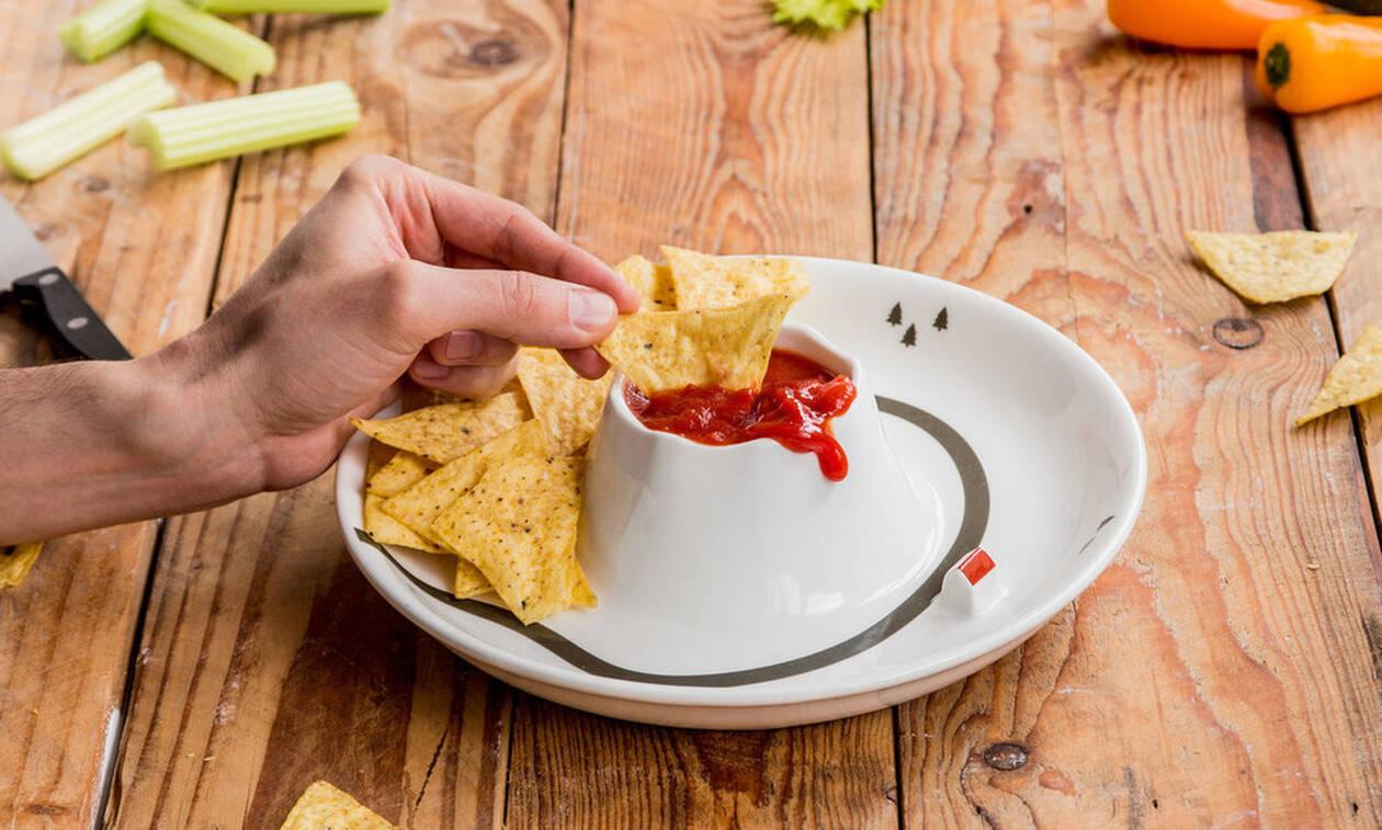 Το μόνο πιάτο που χρειάζεσαι στο σπίτι είναι αυτό εδώ