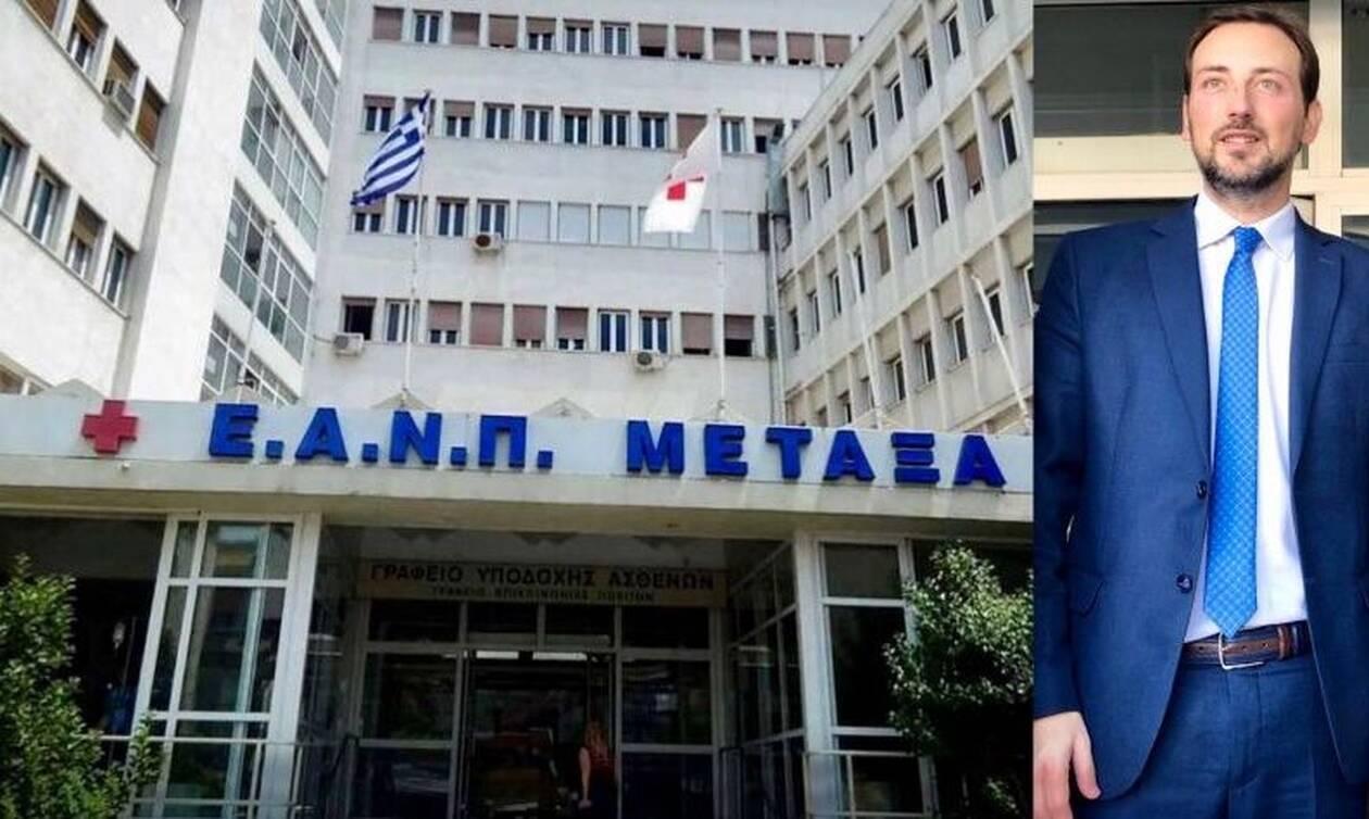 Σαράντος Ευσταθόπουλος για κορονοϊό: «Κανείς καρκινοπαθής δεν είναι μόνος σε αυτή τη δοκιμασία»