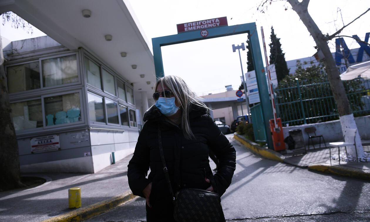Κορονοϊός: Πέντε νεκροί μέσα σε λίγες ώρες - Στα 37 πλέον τα θύματα στην Ελλάδα