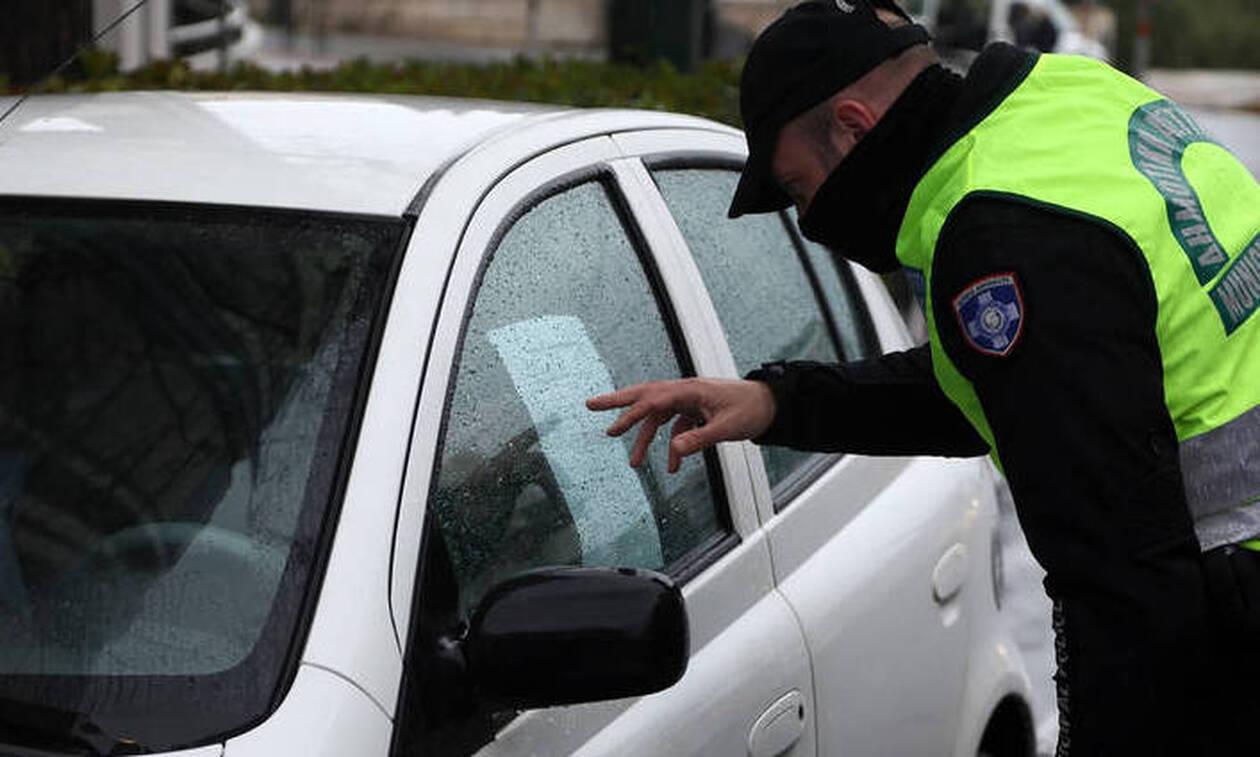 Απαγόρευση κυκλοφορίας - Άμφισσα: 45χρονος κατέφυγε στη βία για να αποφύγει τον έλεγχο
