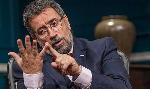 Κορονοϊός - Εκνευρισμένος ο Παπαδόπουλος: Τι απάντησε για το τηλεοπτικό σποτ και την... αμοιβή!