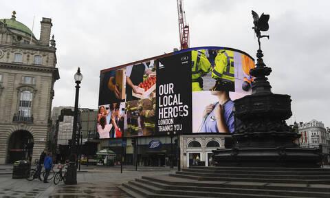 Κορονοϊός - Βρετανία: Τζόνσον ακούς; 209 θάνατοι σε ένα 24ωρο - Στους 1.228 οι νεκροί