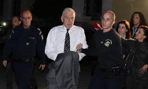 Αποφυλακίζεται ο Γιάννος Παπαντωνίου - Δεκτή η αίτησή του από το δικαστικό συμβούλιο