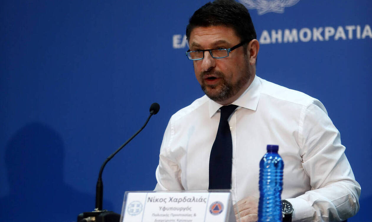 Κορονοϊός - Χαρδαλιάς: Παρατείνεται το «λουκέτο» των καταστημάτων μέχρι 11 Απριλίου