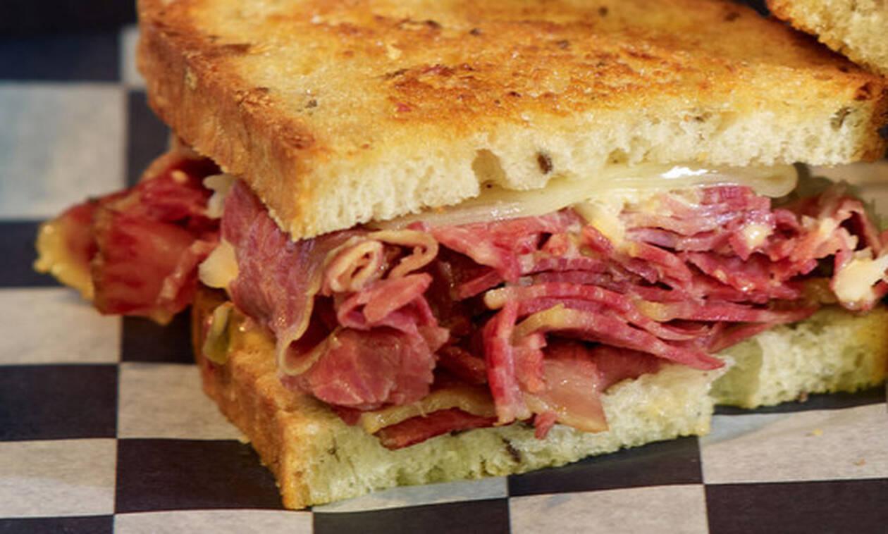 Πώς θα φτιάξεις τα νοστιμότερα σάντουιτς