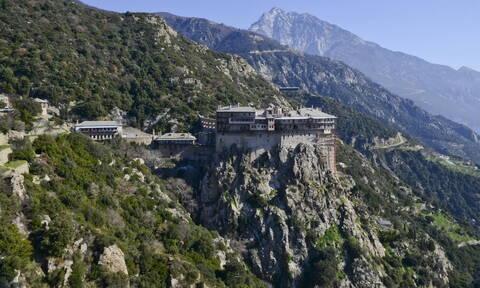 Κορονοϊός στην Ελλάδα: Κλειστές μέχρι τις 11 Απριλίου οι πύλες του Αγίου Όρους για τους προσκυνητές