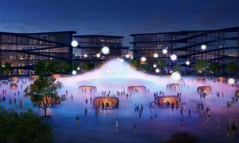 Woven City: H Toyota χτίζει ολόκληρη high tech πόλη